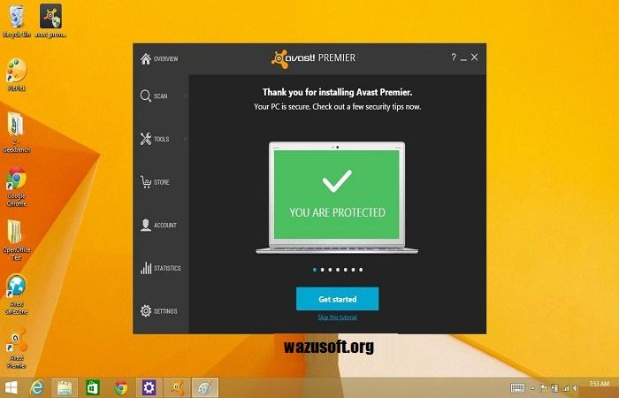 Avast Premier 2021 Crack License Key {Lifetime} Torrent Free Download