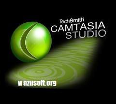 Camtasia Studio Crack - wazusoft.org
