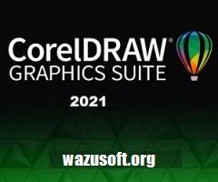 CorelDraw X8 Crack - wazusoft.org