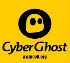 CyberGhost VPN Crack - wazusoft.org