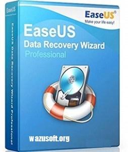 EaseUS Data Recovery Wizard Crack - wazusoft.org