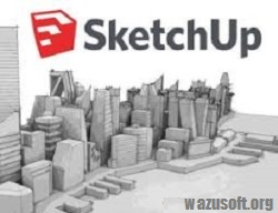 SketchUp Pro Crack - wazusoft.org