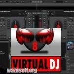 Virtual DJ Pro Crack - wazusoft.org