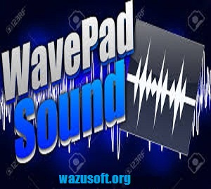 WavePad Sound Editor Crack - wazusoft.org