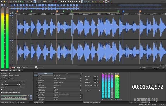WavePad Sound Editor 12.69 Crack + Registration Code {Latest Version}