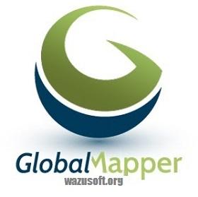 Global Mapper Crack - wazusoft.org