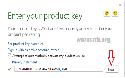 Microsoft Office 2016 Product Key {Crack} 100% Working Latest