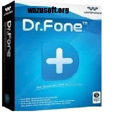 Wondershare Dr.Fone Crack - wazusoft.org