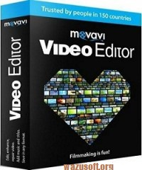 Movavi Video Editor Plus Crack - Wazusoft.org.