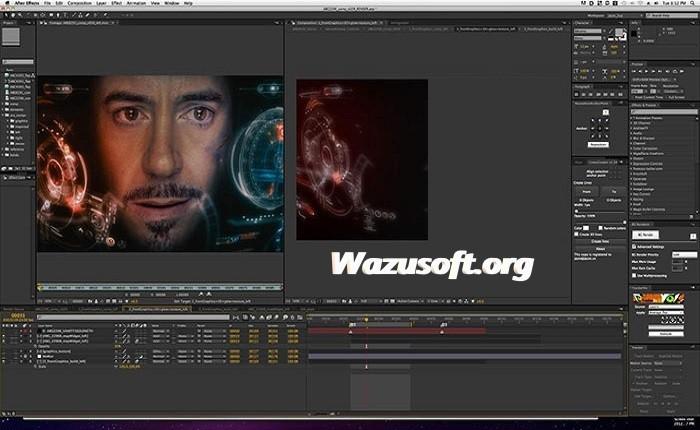 Adobe After Effects CC Crack - Wazusoft.org