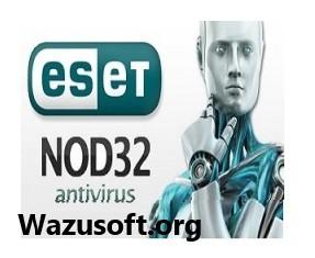 ESET NOD32 Antivirus wazusoft.org