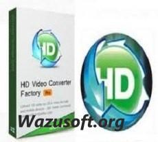 HD Video Converter Factory Pro - Wazusoft.org
