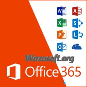 Microsoft Office 365 Crack - Wazusoft.org