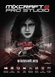 Mixcraft 9 Build 469 Crack Pro Studio Registration Code 2021 {Free}