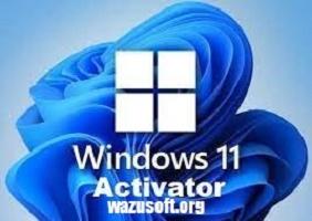 Windows 11 Activator - wazusoft.org